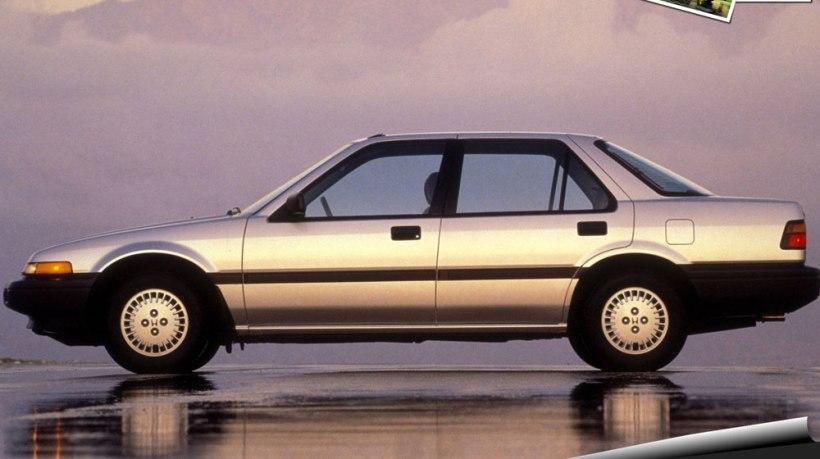 Xe oto Honda Accord và hành trình 40 năm
