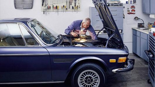Chăm sóc xe hơi đơn giản mà đúng cách