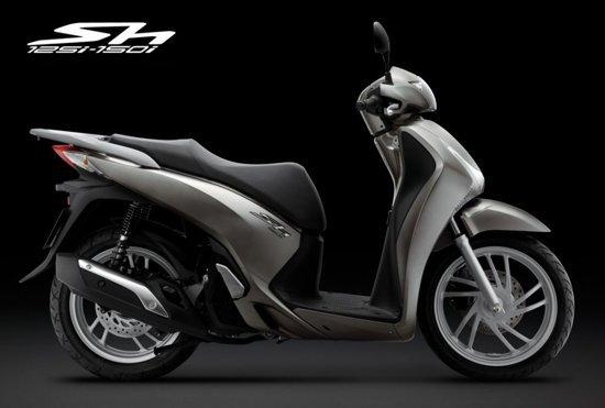 Honda SH 2015 thổi giá thêm 8 triệu vì SMART KEY
