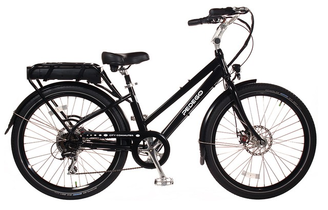Xe đạp điện Pegedo giá 91 triệu về Việt Nam