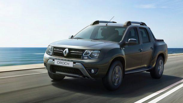 Renault manh nha sản xuất xe bán tải