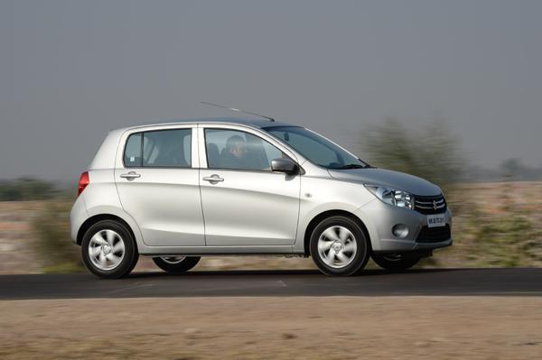 Xe hơi giá rẻ đọ sức: Suzuki Celerio vs Mitsubishi Mirage