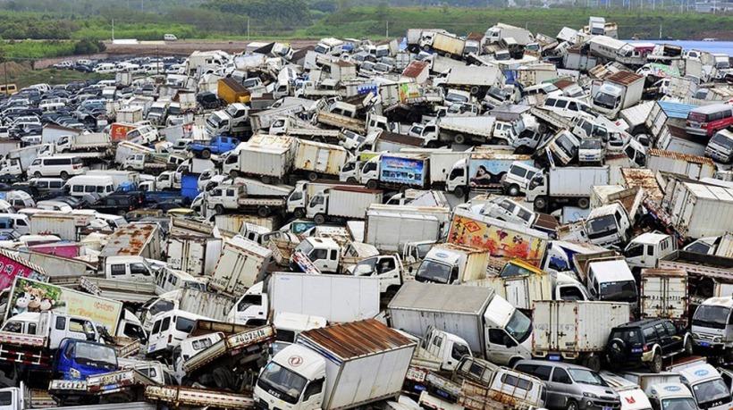 Cấm lưu hành hơn 20000 xe oto hết đát