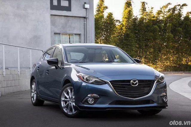 Mazda 3 đời 2015-2016 dính lỗi bình nhiên liệu