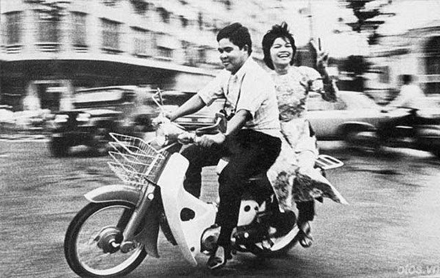Những mẫu xe máy thịnh hành trước 1975 tại Sài Gòn