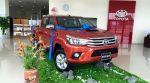 Toyota Hilux 2016 về đại lý, sắp sửa trình làng