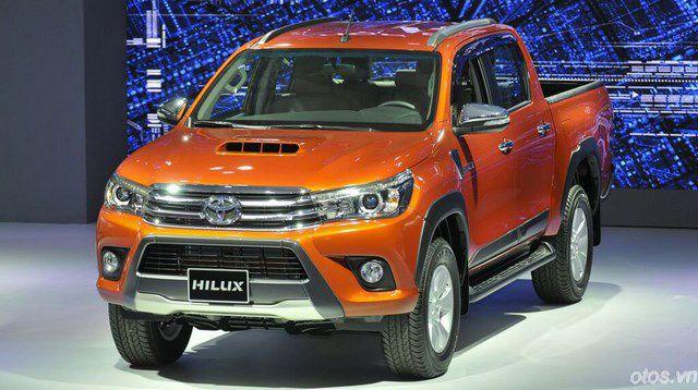Xe bán tải đứng trước cơ hội lên ngôi tại Việt Nam | OTOS VIỆT NAM