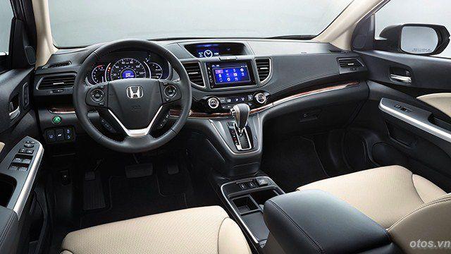 Đại chiến SUV 5 chỗ: xe Honda CRV 2015 và Mazda CX 5