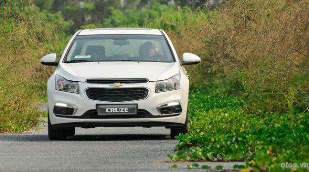 Đánh giá hàng hot Chevrolet Cruze LTZ 2015