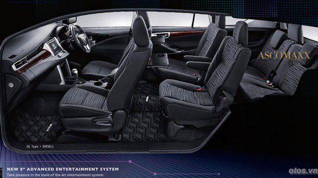 Toyota tiếp tục tung hình ảnh xe Innova 2016