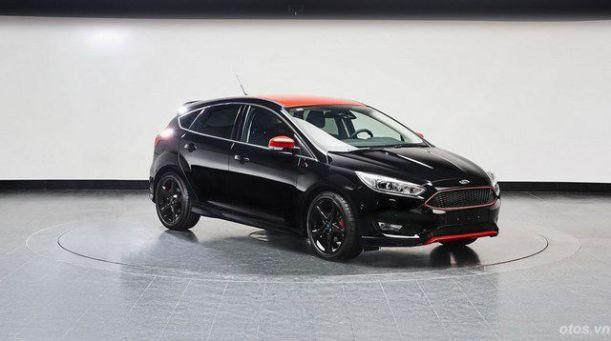 Ra mắt xe Ford Focus phiên bản đặc biệt