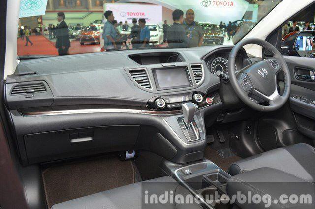 Thông tin mới nhất về xe Honda CR-V 2017