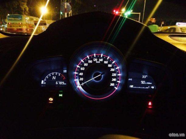 Thông tin về lỗi check-engine trên xe Mazda 3