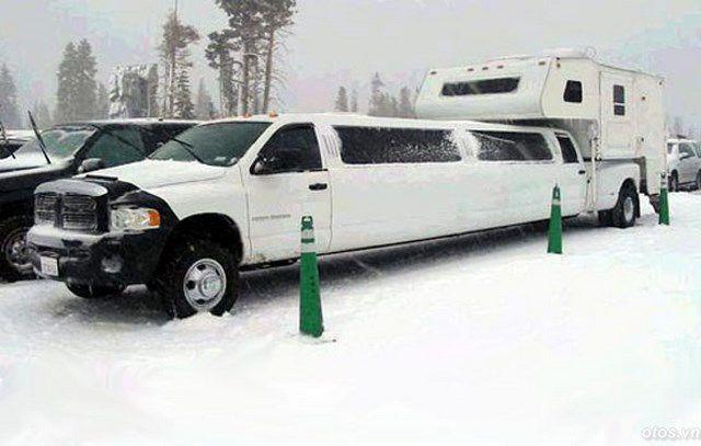 Top 10 xe limousine kích thước khủng nhất