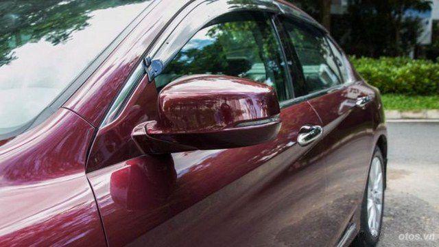 Xe Honda Accord đọ sức Toyota Camry