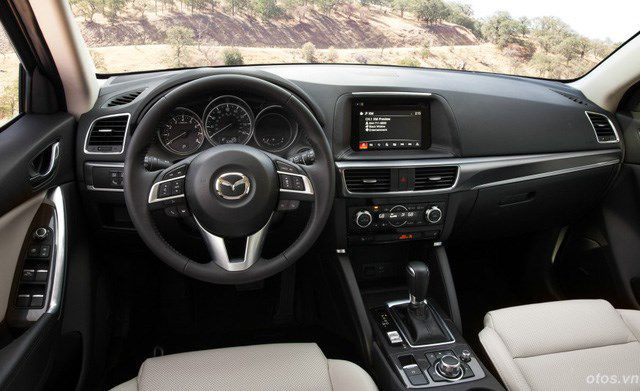 Xe Mazda CX-5 trình làng phiên bản 2016.5