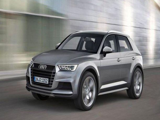 Xe Audi Q2 công bố ngày ra mắt chính thức