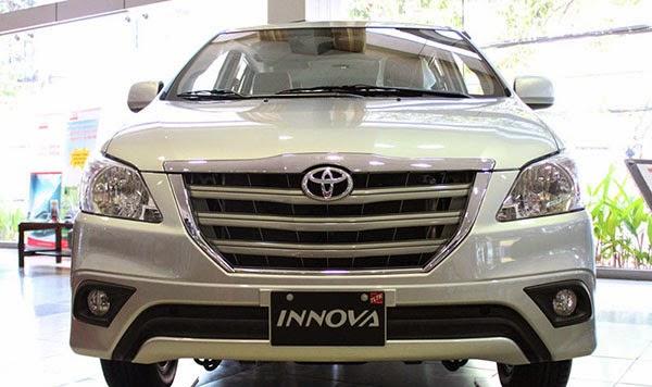 Toyota Innova E 2015 1